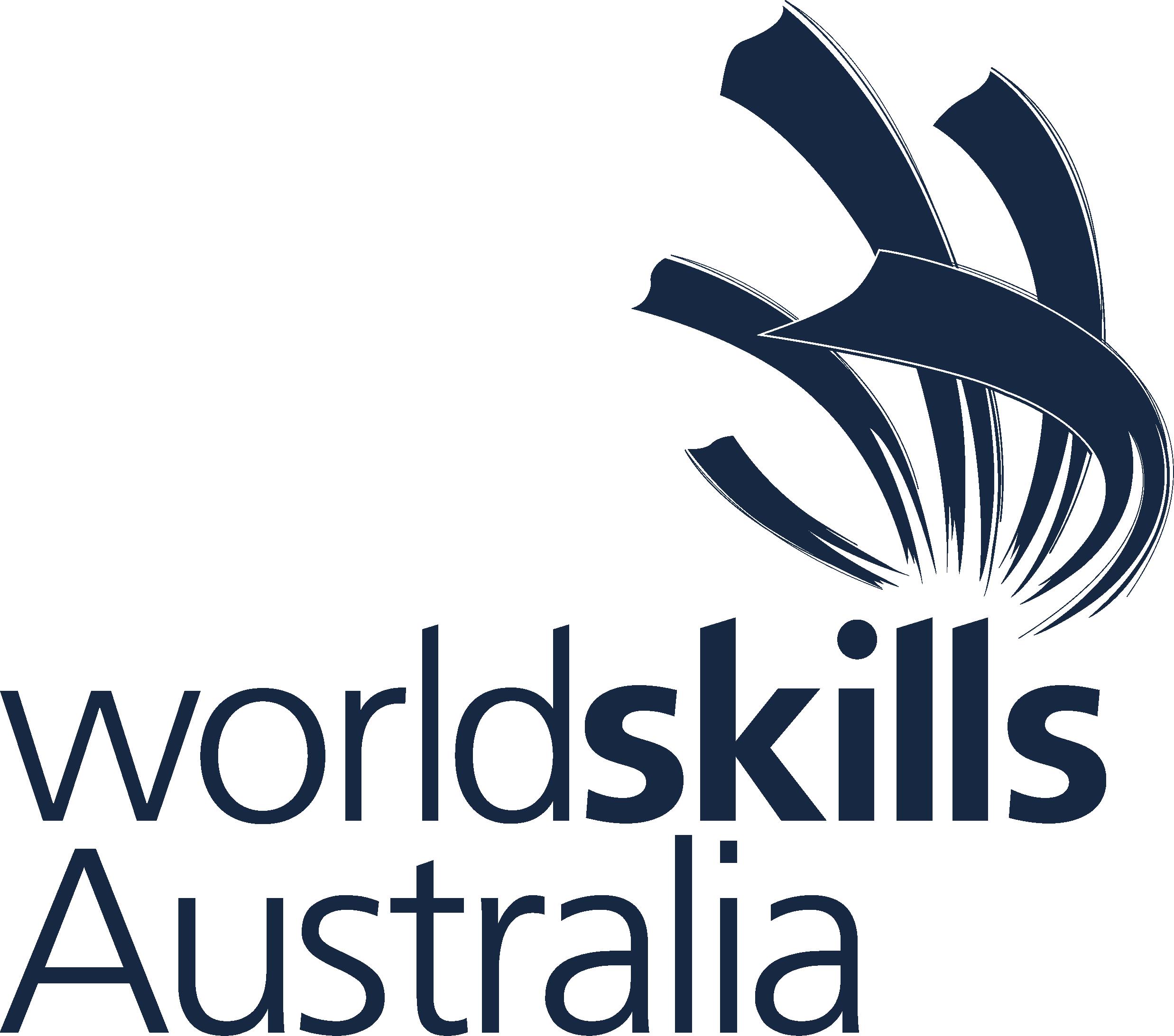 WorldSkills Australia DarkBlue CMYK